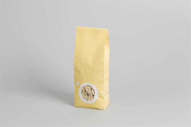 in túi giấy ngũ cốc