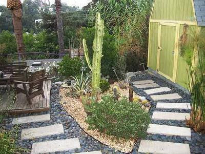 River rock patios. click here for nashville pea gravel. portfolio ...