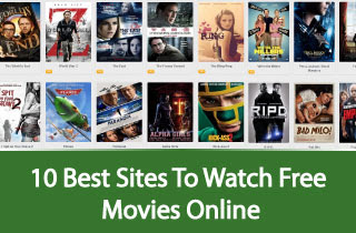 where can i watch free movies online without downloading anything