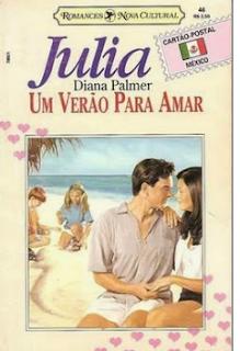 UM VERAO PARA AMAR - Diana Palmer