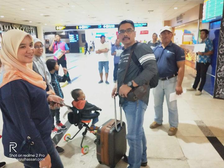 Percutian Keluarga 4 Hari 3 Malam Medan Indonesia
