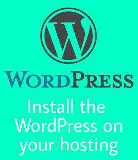 How to install wordpress on hosting