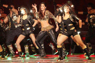 Katrina Kaif hot dance in Latex IPL 2016