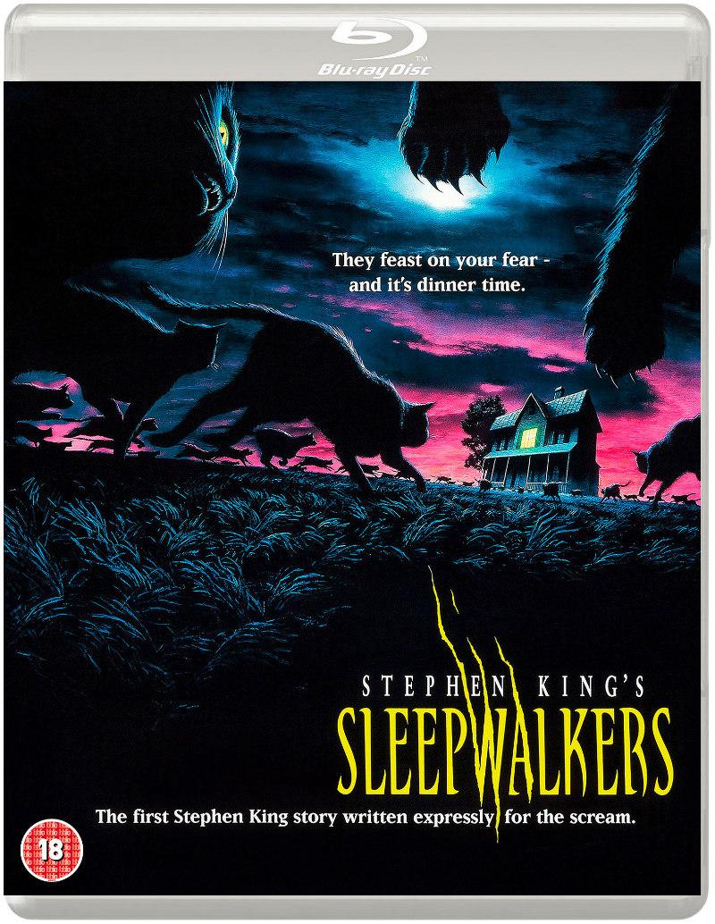 sleepwalkers bluray