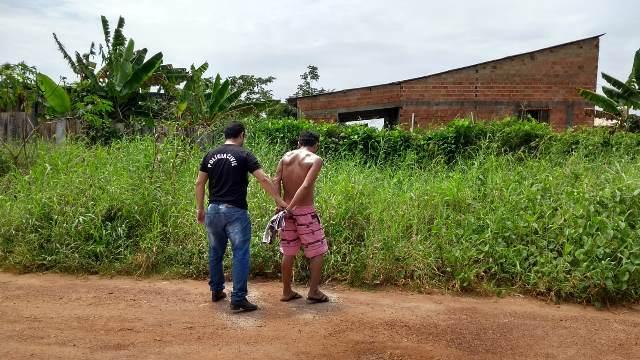 """POLÍCIA CIVIL ELUCIDA E CAPTURA SUSPEITO DE MUTILAR VULGO """"ORELHA"""" EM GUAJARÁ-MIRIM-RO"""