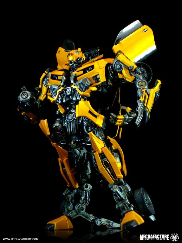Transformers Custom World: Mechafracture Action Figure ...