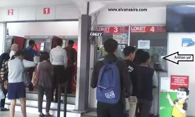 Inilah Rasanya Naik Commuter