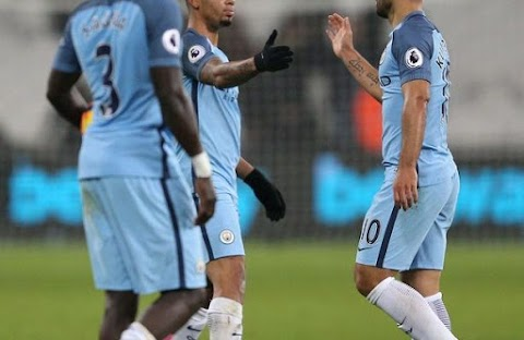 I'm ready to be benched by Gabriel Jesus – Aguero