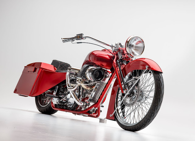 2016 Rods & Rides Turbo Bagger