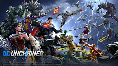 Download DC UNCHAINED MOD APK v1.0.47 for Android Original Version (Unreleased) Terbaru 2018