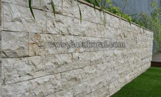 marmo putih untuk eksterior