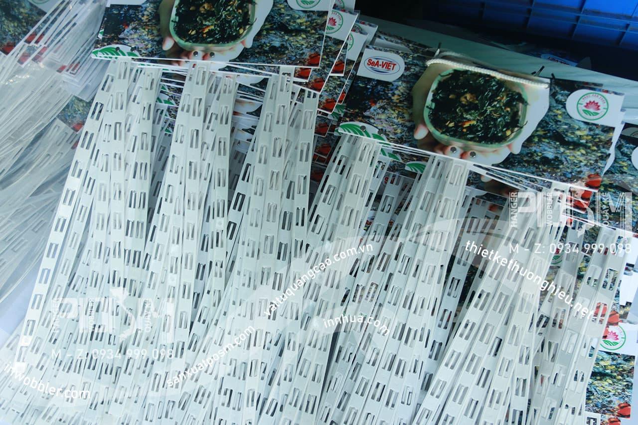 hanger dây nhựa rong biển