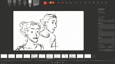 Storyboarder, software open source para crear historias