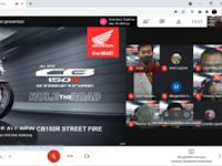 Launching Terbaru All New Honda CB150R StreetFire Kalimantan Barat
