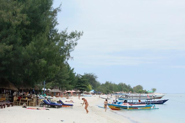 Wisata ke Gili Trawangan Lombok
