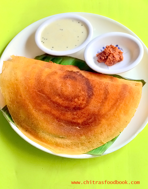 Kara dosai recipe / Toor dal dosa recipe