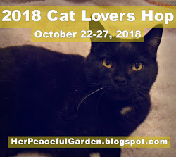 CAT LOVERS' BLOG HOP 2018