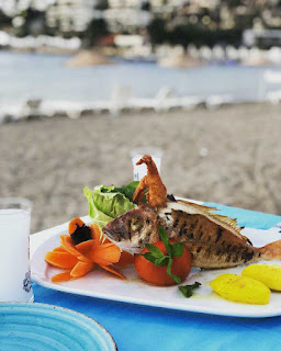 paragadi balık restaurant bodrum muğla menü fiyat listesi balık levrek