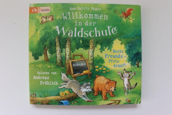 Hörbuch-Vorstellung-Willkommen-in-der-Waldschule-Steiermarkgarten