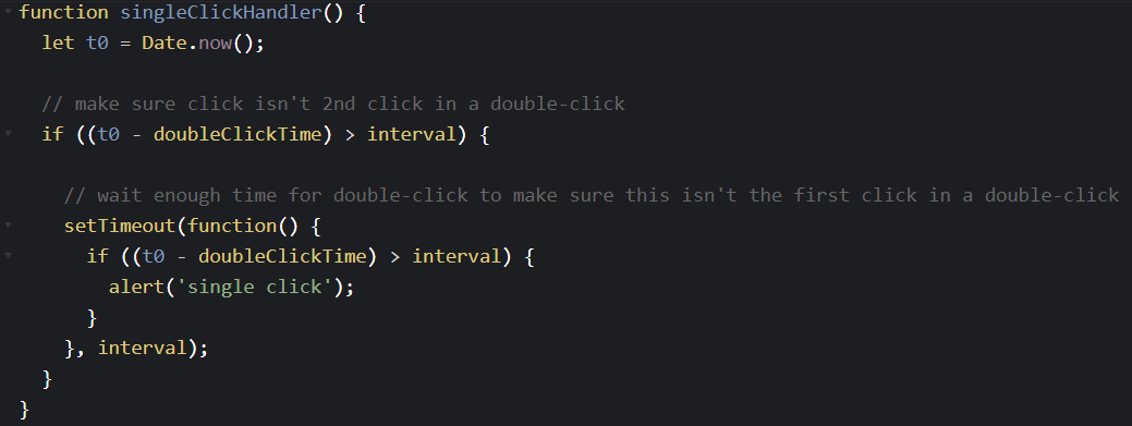 How Do You Make Plotly's Click And Double-Click Events Work Together