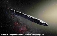 Mysterious Object is a Confirmed Visitor From Another Solar System