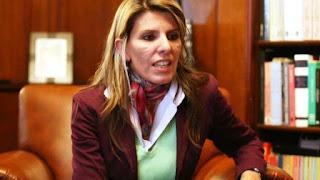 La jueza de San Isidro y ex mujer del fiscal Alberto Nisman, Sandra Arroyo Salgado.