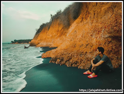 Wisata Laut & Pantai Tanah Merah Eretan Indramayu