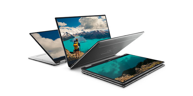 Dell is Starting its Beloved XPS 13 the 2-in-1 Treatment