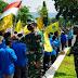 Aksi Damai Penolakan UU Omnibus Law Di Pekalongan, Dandim dan Kapolres Berikan Apresiasi Kepada Mahasiswa