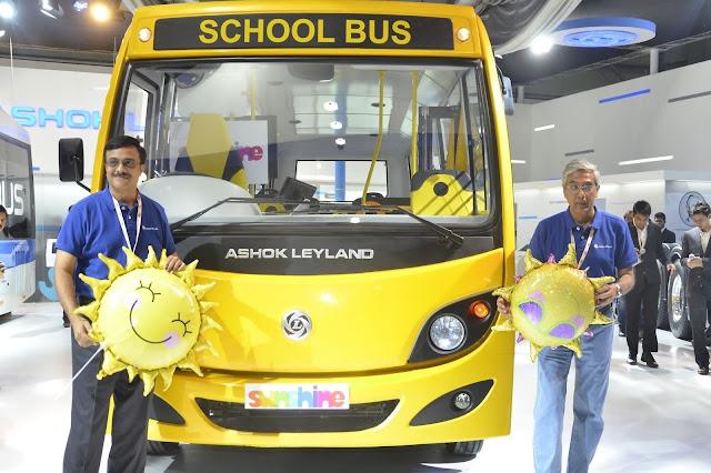 Ashok Leyland Sunshine