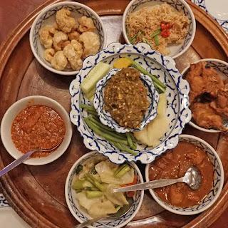Cuisine of Thailand.