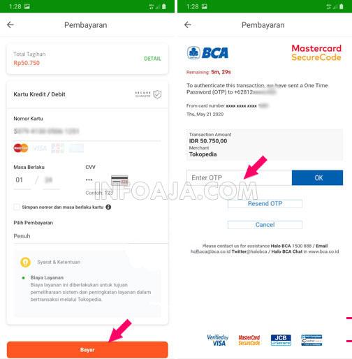 Cara Belanja Online Pakai Kartu Debit BCA