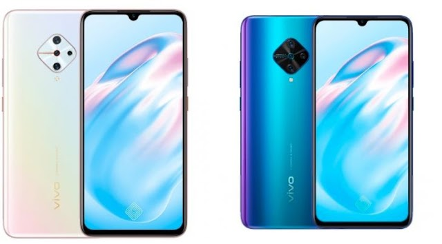 Vivo V17 goes official with quad camera setup