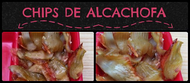 Chips alcachofa Asevec Miverduracongelada