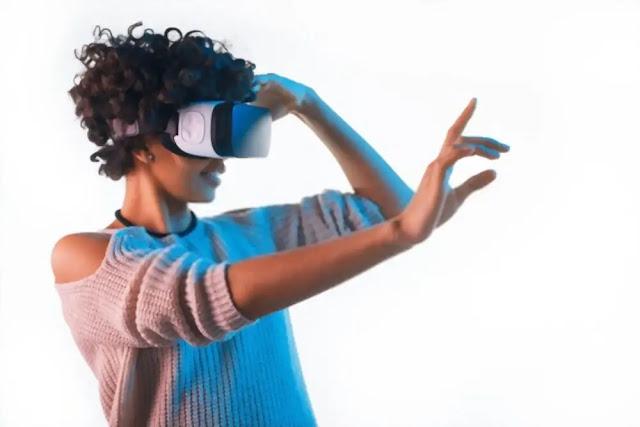 Teknologi VR dan AR