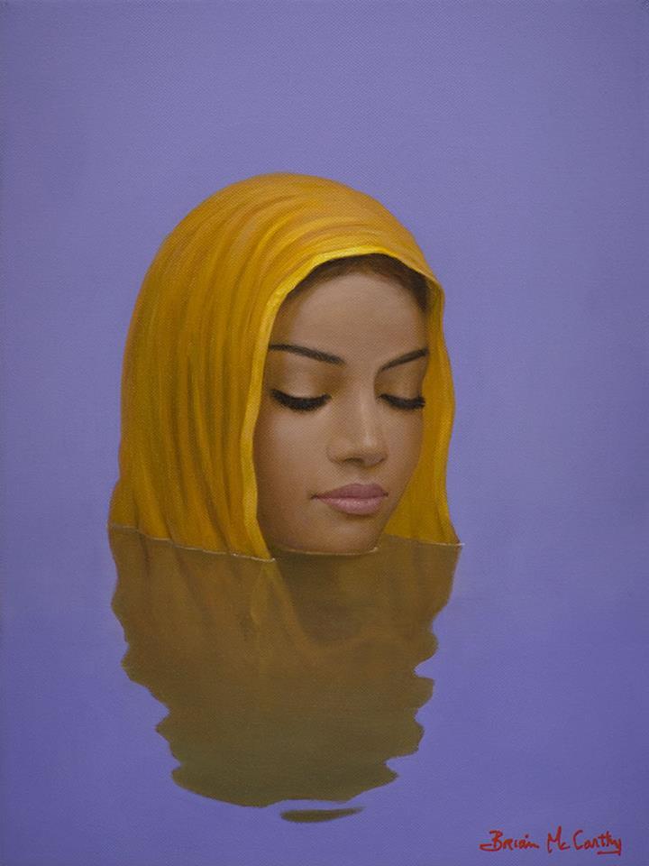 rian McCarthy    Irish Realist painter   Tutt'Art@
