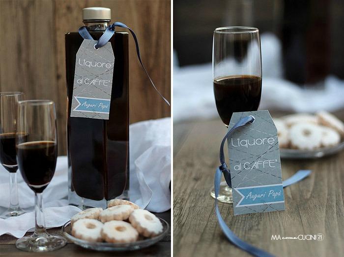 liquore al caffè-liquori fatti in casa