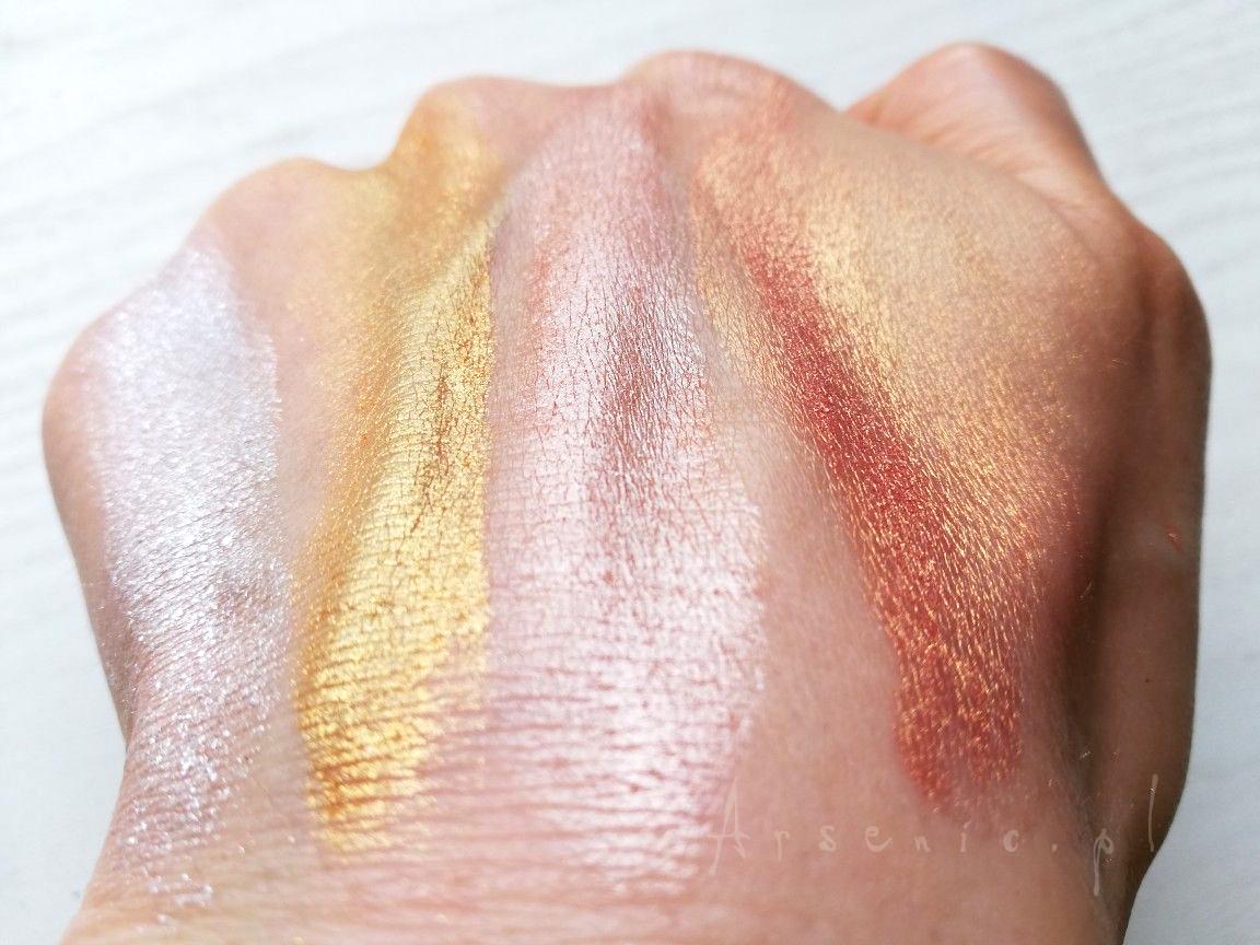 Tym razem niczego nie trzeba robić, bo są gotowe: rozświetlające pigmenty z Kolorowka.com