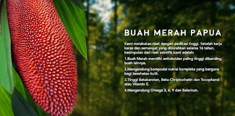 Eternaleaf Dari Buah Merah Papua