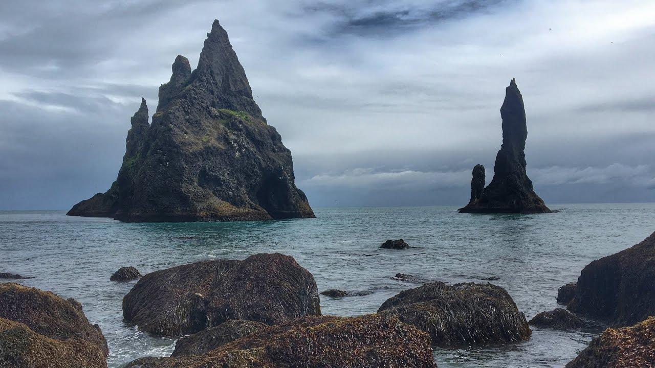 Гора Рейнисдрангар, Рейнисфьяра в Исландии