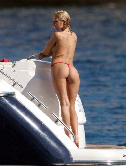 orlaith mccallister celebrity thong blonde nude on beach