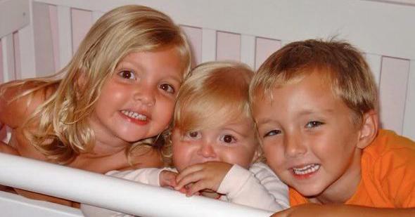 Perdieron a sus 3 hijos en un accidente, un año después paso esto