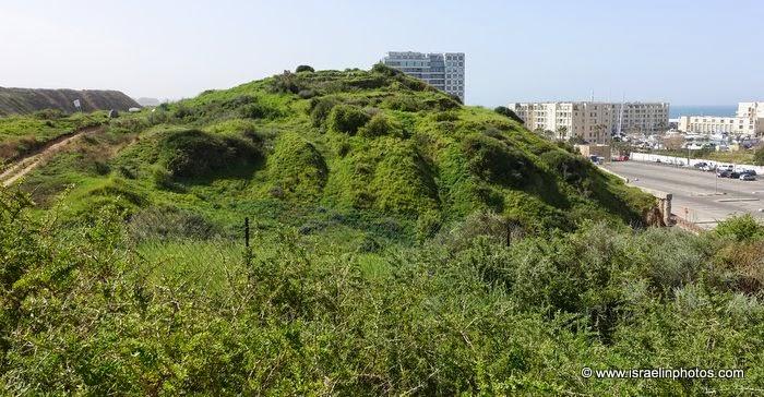 Archeologie en Historie, Tel Michal, Herzliya