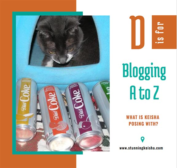 Blogging From A to Z: D is for …