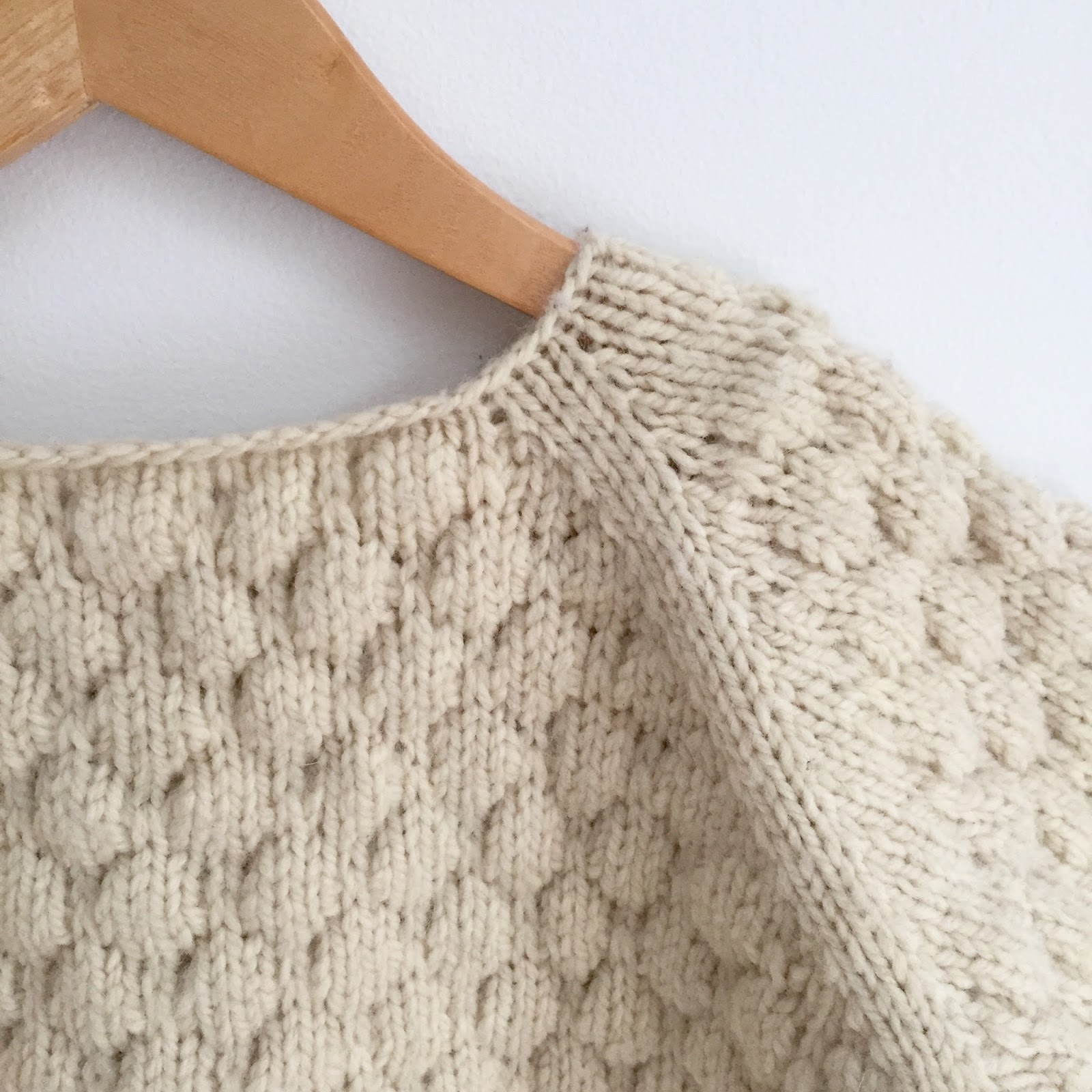 195858947079 Brought up by wolves  Bubblewrap Jumper Pattern