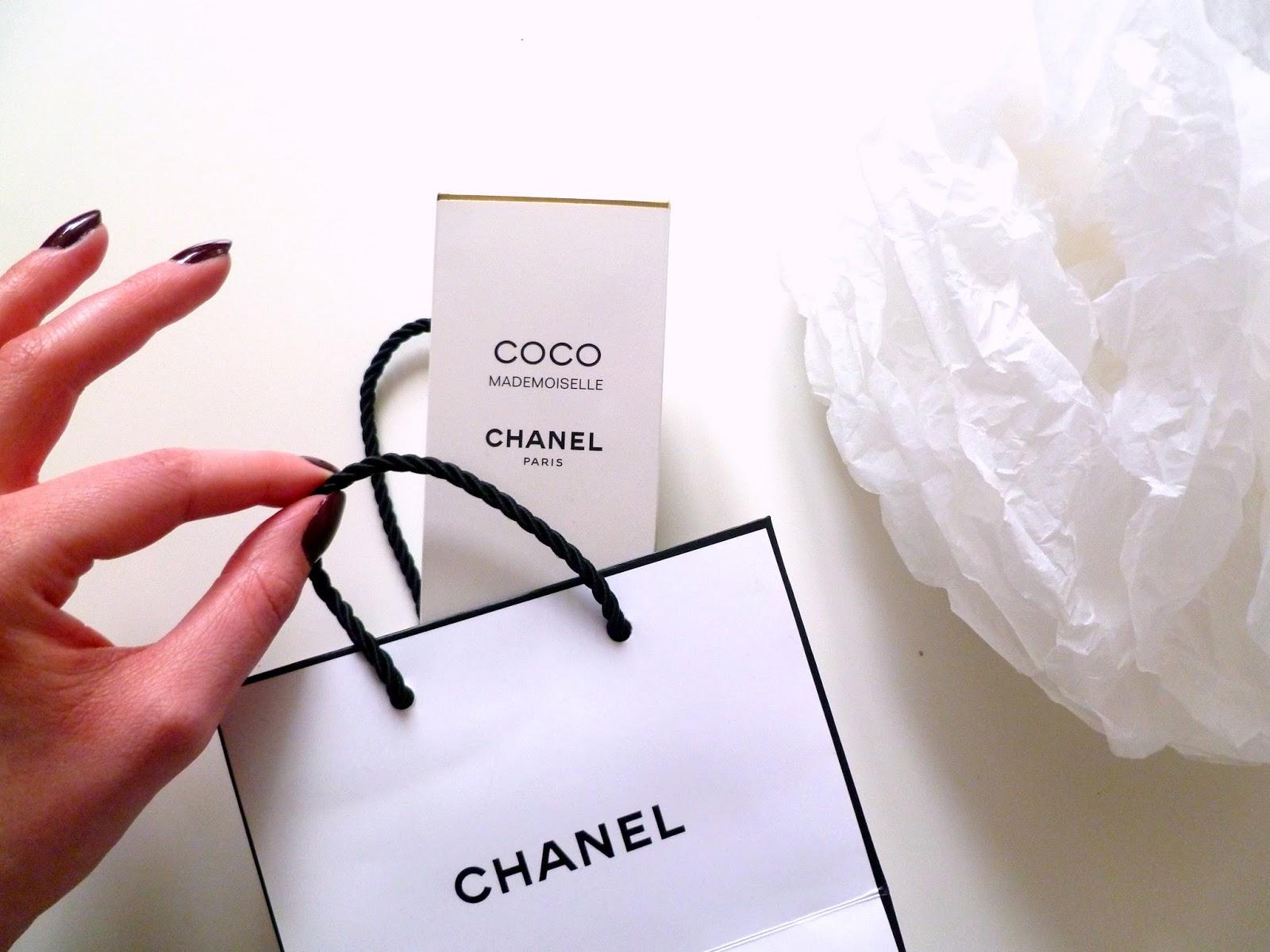coco mademoiselle de chanel mon parfum chouchou the mariette blog blog beaut. Black Bedroom Furniture Sets. Home Design Ideas