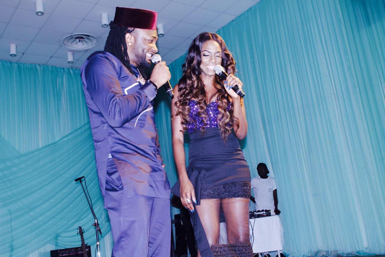 Mr 2kay shuts down Bonny Island for EP Concert (photos)