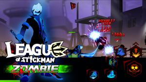 League of Stickman Zombie MOD Unlimited money v1.2.0 Full Unlocked