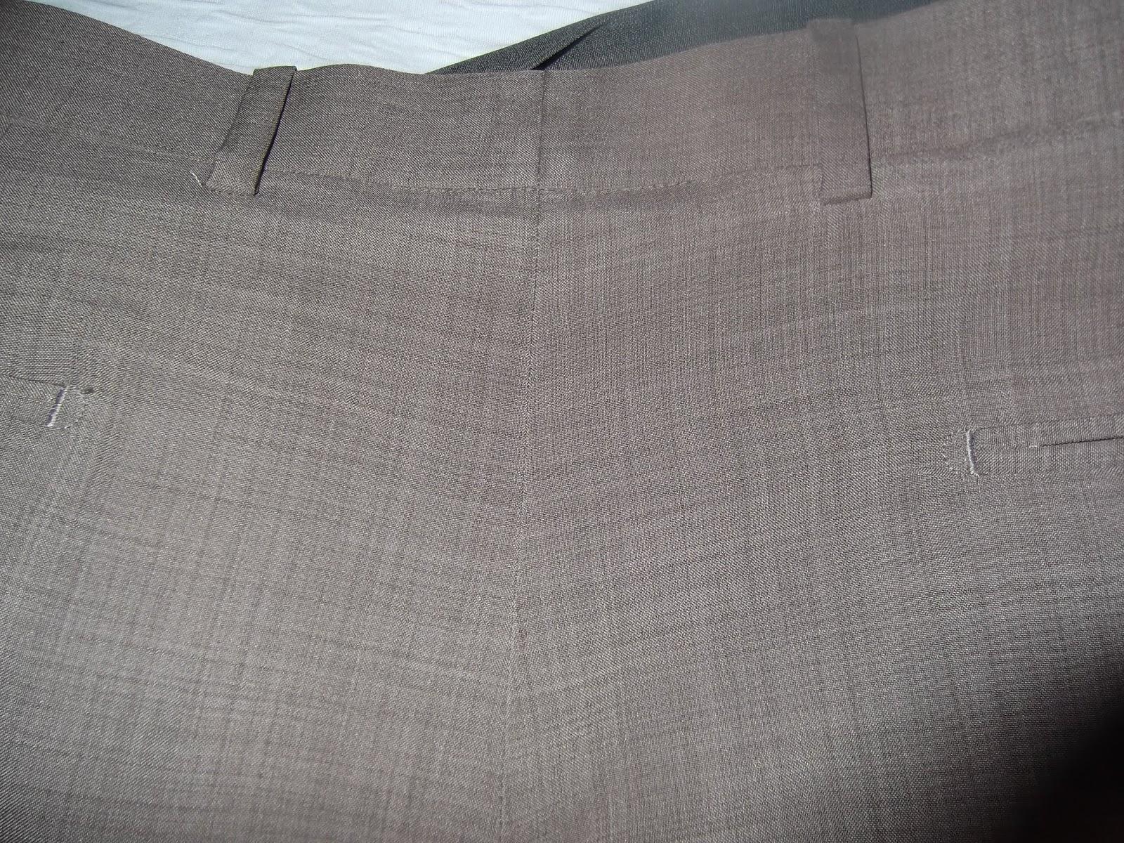 Ensanchar Pantalón De Caballero Kalasiris Pb Costura