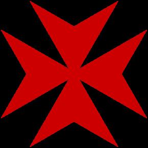 Historia de la Cruz de Malta. Insignia general de los moteros custom-http://1.bp.blogspot.com/-LSkb6HqC7yg/TgT8MwY7PiI/AAAAAAAAAho/5--qWHykWPE/s400/malta.png